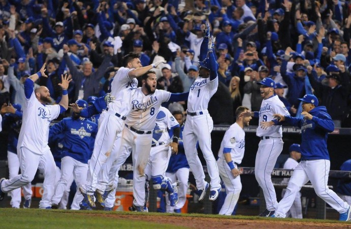 The Royals are unstoppable